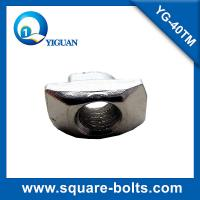 Best hammer nuts for 40 series of aluminum extrusion wholesale
