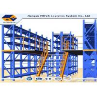 Quality Storage Multi Tier Shelving System Metal Mezzanine Systems Q235B Material OEM for sale