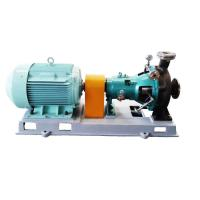 China High Performance Chemical Process Pump Acid Resistant Horizontal Type for Paper and Pulp Industries for sale