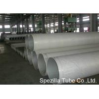 Best UNS S31009 Stainless Steel Round Tube ANSI B36.19 TP 310H ERW Pipe TIG Welding wholesale