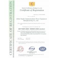 Renqiu Rollas Import And Export Trade Co., Ltd. Certifications