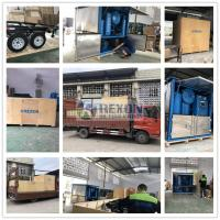China Fully Enclosed Type 9000LPH Insulation Oil Filtration Unit for Onsite Transforme for sale