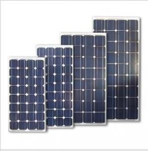 Heat Dissipation Single Domestic Solar Panels5.6A Circuit Current Anti Aging EVA