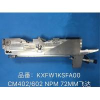 Wholesale Panasonic CM404/602 NPM Feeder KXFW1KSFA00 72MM Tape Feeder DC24V from china suppliers
