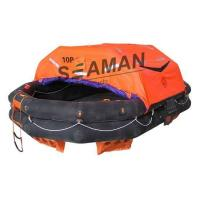 Best 10 Person Inflatable Life Raft Rubber Solas A Pack For Marine Life Saving wholesale