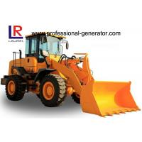 China 9.7 Ton Deutz Engine Mini Wheel Loader with 1.7m3 Bucket Capacity for Construction on sale