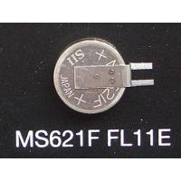 Wholesale MS621F FL11E(SII)  Lithium Rechargeable button cell  battery  3v from china suppliers