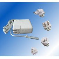 Wholesale White Angled Laptop Power Adapter CE / GS , Apple Macbook Air Power Supply 110V AC from china suppliers