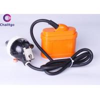Wholesale KJ6LM LED Miners Cap Lamp Corded Mining Lights 6Ah Battery for 15 Years from china suppliers