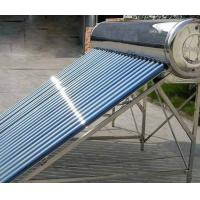 non-pressurized solar heating system(SRCC,CE,ISO) for sale