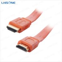 Wholesale LINSONE flat hdmi hdmi 19pin cable from china suppliers