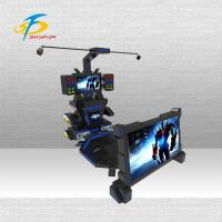 Wholesale Good experience high music virtual reality dance vr game machine equipment with HTC vive from china suppliers