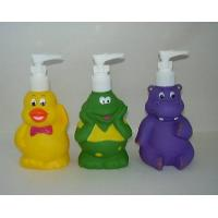 Wholesale Vinyl Baby Bath Shower ToyWith Toothbrush Holder / Tumbler / Soap Dish from china suppliers