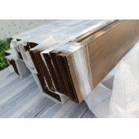 Wholesale Metal Linear U aluminium Profile Screen Ceiling with various Wood Like Colours Available from china suppliers