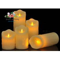 Wholesale Plastic Material LED Candle Light Battery Operated For Wedding , Night Club from china suppliers