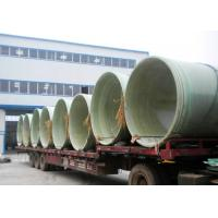 Best fiber glass reinforced plastic pipe, high quality water pipe, water treatment, anti corrosion wholesale