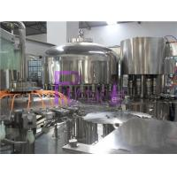 Wholesale PLC Monoblock Drinking Water Filling Plant Beverage Washing Filling Capping Machine from china suppliers