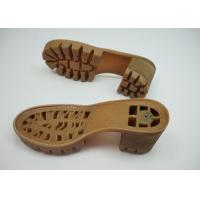 Best RJ-178 Plastic Injection TPR Outsole For Sandal / Leather Shoe Making wholesale