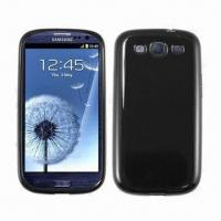 Wholesale TPU Cases for Samsung Galaxy Siii, Available in Various Colors from china suppliers