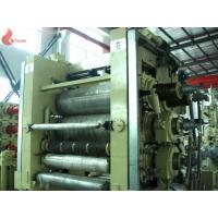 China Artificial leather PVC Calender Machine High Precision / 4 roll calendering machine on sale