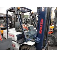 Wholesale 3 ton Forklift Truck with nice price  used  komatsu from china suppliers