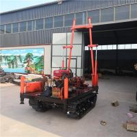 China Borehole Core / Soil Investigation Drilling Equipment For 150 Meter for sale