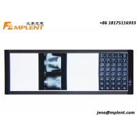 ZG-4B No Dazzling Slim Type 25mm Quadruple Medical Xray Film Illuminator LED for sale