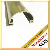 Wholesale building material brass profiles from china suppliers