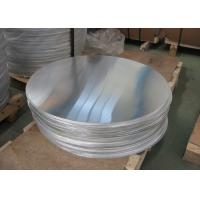 Best 1070 1000 Series Thin Aluminum Sheet Circle Smooth For Cooking Tray Dish Bowl wholesale