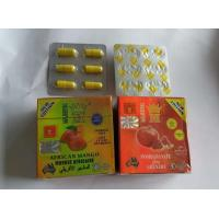China Mango Plant Extract Slimming Fruit Slimming Capsule Moisture Proof For Weight Loss on sale