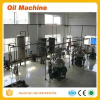 Wholesale hot sale corn germ oil milling machine corn germ oil processing machine corn oil squeezer from china suppliers