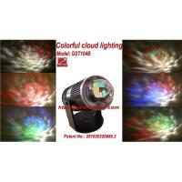 Buy cheap Colorful cloud LED stage light from wholesalers