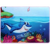 Wholesale non slip 100% eco friendly advertising logo kids gym foam rubber floor mat from china suppliers