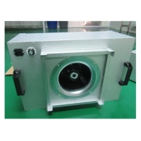 Wholesale Hospital SUS304 52dB Air Purifier FFU Fan Filter Unit from china suppliers