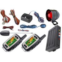 Long Distance Transmitter Anti Theft Car Security System Automatic Car Starter Kits Bypass Output