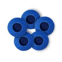 Wholesale Fine Grit Mini Flap Disc Zirconia 50mm100mm Multi Size Available 8mm Thick from china suppliers