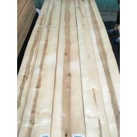 Buy cheap Rustic Knotty Maple Veneer with Double Colors from www.shunfang-veneer.com from wholesalers