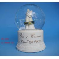 Wholesale wedding gifts(wedding snow ball ) from china suppliers