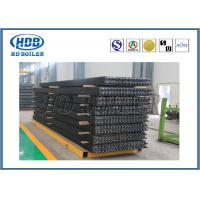 Boiler H Fin Seamless Tube For Heat Exchanger , Carbon Steel Finned Tubes