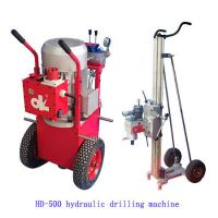 China Hydraulic Core Drilling Machine