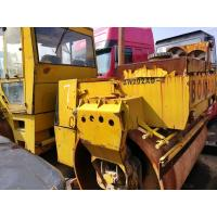 China bomag   BW202 compator used road roller germany roller compact four tires roller  deutz engine on sale
