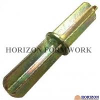 Steel Tube Connector Scaffolding Connecting Pin Cast Iron Material OEM Available