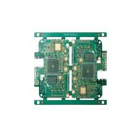China 10 Layer High TG Rigid PCB Board Turney PCB Design FR4 Material For LED on sale