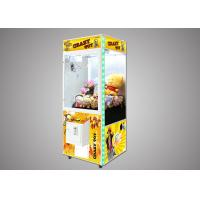 Cute Design Shopping Mall Stuffed Animal Claw Machine For Sale Crane Shape