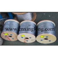 Wholesale sell xinglong electric galvanized wire rope 7*7 6*7+IWS from china suppliers