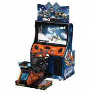 "Wholesale Snow Motor Children'S Arcade Machines , 350W 42 "" LCD Batman Arcade Machine from china suppliers"
