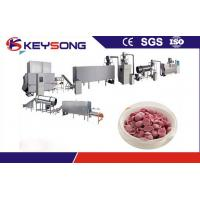 Wholesale Fully Automatic Breakfast Cereal Making Machine Corn Flakes Production Line from china suppliers