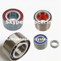 Best Double Row Tapered Roller Bearing Structure 42KWD02 A Front Wheel Hub Bearing wholesale