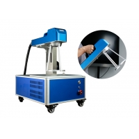 Wholesale Single Phase 110V 220V Portable Fiber Laser Marking Machine from china suppliers