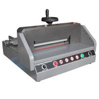 Wholesale 330mm Semi Electric Paper Cutter Machine E330D , Paper Cutting Equipment from china suppliers